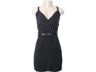 Vestido Feminino Dopping 018001545 Preto - Tamanho Médio