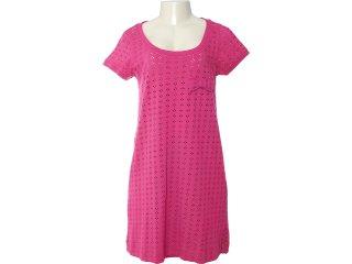 Vestido Feminino Checklist 19.10.2530 Bordo - Tamanho Médio