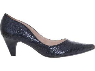 Sapato Feminino Bebêcê453246 Preto - Tamanho Médio