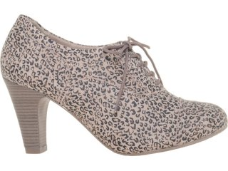 Sapato Feminino Ramarim 1210101 Avelã - Tamanho Médio