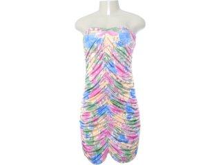 Vestido Feminino Dopping 018050501 Floral - Tamanho Médio