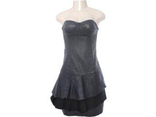 Vestido Feminino Dopping 018011007 Preto - Tamanho Médio