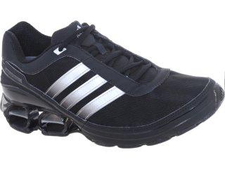 Tênis Masculino Adidas Devotion V23391  Preto/prata - Tamanho Médio