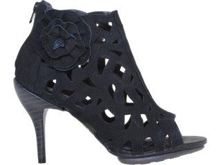 Summer Boot Feminina Ramarim 1127105 Preto - Tamanho Médio