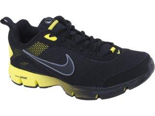 Tênis Masculino Nike 488002-001 Dual Fusion Preto/amarelo - Tamanho Médio