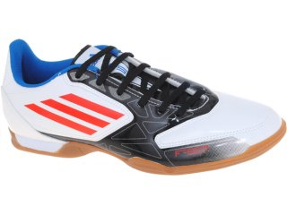 Tênis Masculino Adidas G29376 f5 in Bco/pto/verm - Tamanho Médio