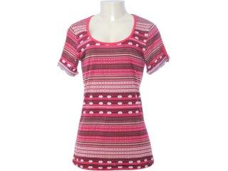 Blusa Feminina Hering 4ceg 1a00s Vermelho - Tamanho Médio