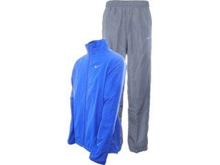 Abrigo Masculino Nike 450686-429 Azul/cinza - Tamanho Médio