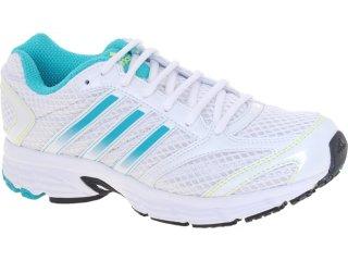 Tênis Feminino Adidas V22750 Vanquish 5w Branco/verde Agua - Tamanho Médio