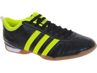 Tênis Masculino Adidas Adiquestra G29741  Preto/limão - Tamanho Médio