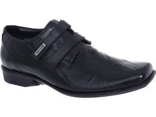 Sapato Masculino Ferracini 6943 Preto - Tamanho Médio