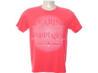 Camiseta Masculina Coca-cola Clothing 353202754 Vermelho - Tamanho Médio