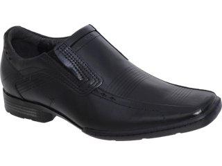 Sapato Masculino Pegada 9514-1 Preto - Tamanho Médio