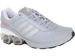 Tênis Feminino Adidas V21710 Devotion pb Prata - Tamanho Médio
