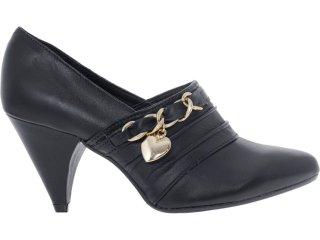 Sapato Feminino Tanara 3033 Preto - Tamanho Médio