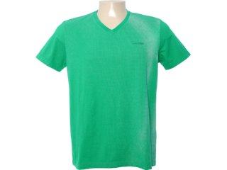 Camiseta Masculina Dopping 015262018 Verde - Tamanho Médio