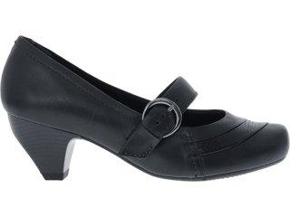 Sapato Feminino Campesi 2014 Preto - Tamanho Médio