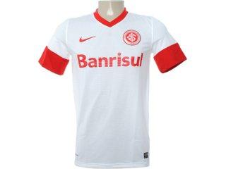 Camisa Masculina Inter 527739-100 Branco/vermelho - Tamanho Médio