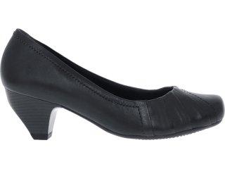 Sapato Feminino Campesi 2012 Preto - Tamanho Médio