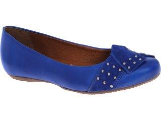Sapatilha Feminina Bottero 164103 Azul - Tamanho Médio
