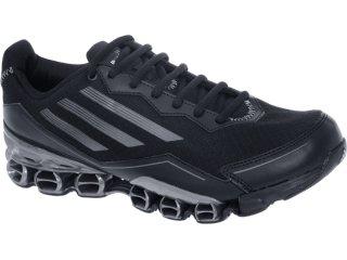 Tênis Masculino Adidas V21532 az Bounce Preto - Tamanho Médio