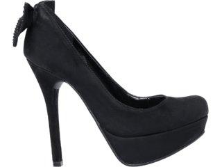 Sapato Feminino Via Marte 12-5701 Preto - Tamanho Médio