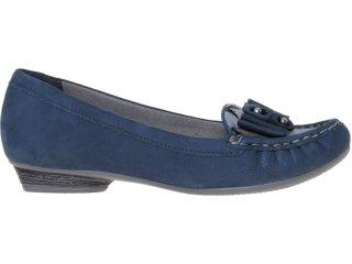Sapato Feminino Campesi 2104 Marinho - Tamanho Médio