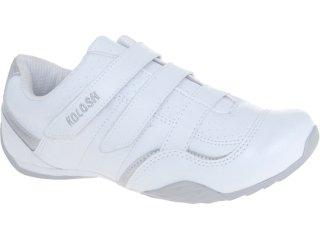 Tênis Feminino Kolosh 9352 Branco - Tamanho Médio
