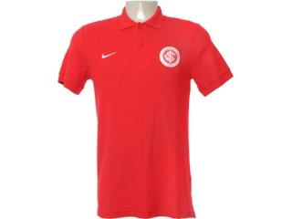 Camisa Masculina Inter 531118-611 Vermelho - Tamanho Médio