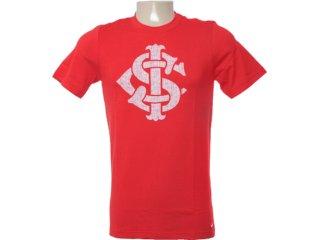 Camiseta Masculina Inter 531121-611 Vermelho - Tamanho Médio
