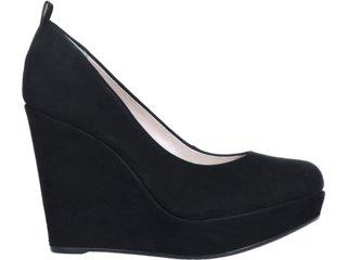 Sapato Feminino Cravo e Canela 85501/0001 Preto - Tamanho Médio