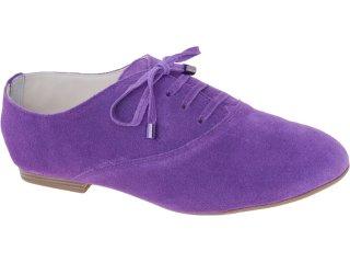 Sapato Feminino Bebêcêr11153 Violeta - Tamanho Médio