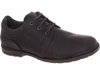 Sapato Masculino West Coast 76201/0003 Café - Tamanho Médio