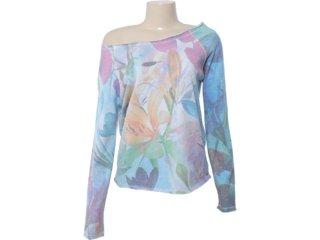 Blusão Feminino Coca-cola Clothing 403200117 Floral Color - Tamanho Médio