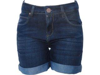 Bermuda Feminina Dzarm Z6pd Sn570z Jeans - Tamanho Médio