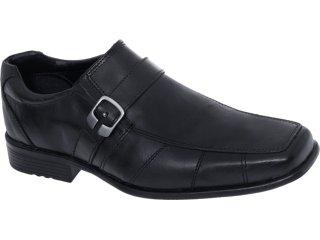 Sapato Masculino Fegalli 201 Preto - Tamanho Médio