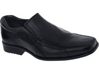Sapato Masculino Fegalli 203 Preto - Tamanho Médio