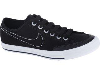 Tênis Masculino Nike 474141-001 go Low Preto/branco - Tamanho Médio
