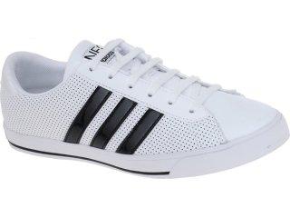 Tênis Feminino Adidas G52738 se Daily Branco/preto - Tamanho Médio