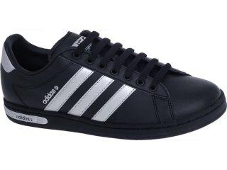 Tênis Masculino Adidas G52814 Derby ii Preto/prata - Tamanho Médio