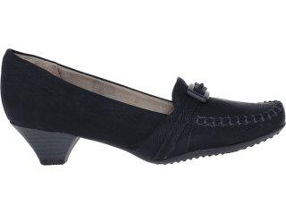 Sapato Feminino Piccadilly 320.076 Preto - Tamanho Médio