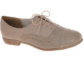 Sapato Feminino Dakota 4033 Trigo - Tamanho Médio