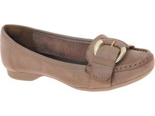 Sapato Feminino Dakota 3654 Trigo - Tamanho Médio