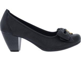 Sapato Feminino Brenners 20411 Preto - Tamanho Médio