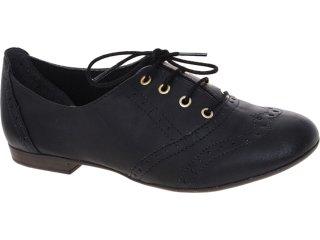 Sapato Feminino Brenners 3002 Preto - Tamanho Médio