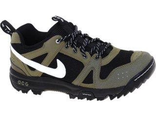 Tênis Masculino Nike 348212-022 Rongbuk Preto/musgo - Tamanho Médio