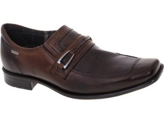 Sapato Masculino Pegada 21105-2 Tabaco - Tamanho Médio