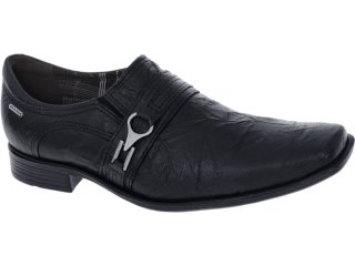 Sapato Masculino Pegada 21103-9 Preto - Tamanho Médio