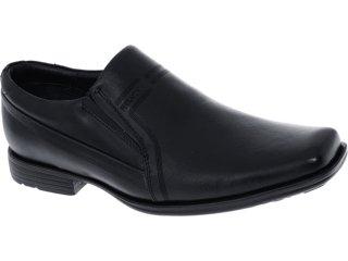 Sapato Masculino Ferracini 2870 Preto - Tamanho Médio