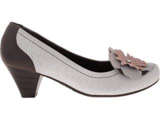 Sapato Feminino Campesi 2086 Perola - Tamanho Médio